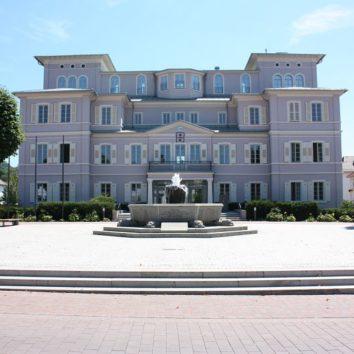 Rothschildschloss & Rathaus Hemsbach