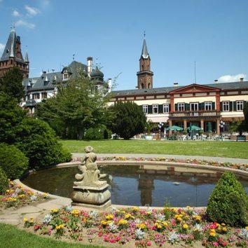 Schlosspark Weinheim