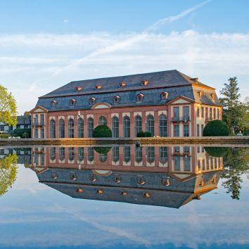 Orangerie Darmstadt-Bessungen