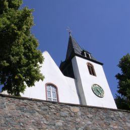 Bergkirche Zwingenberg