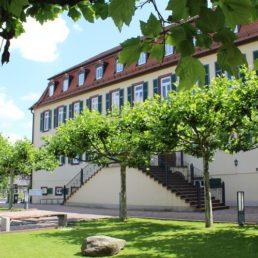 Bickenbacher Rathaus ehemals Jagdschloss