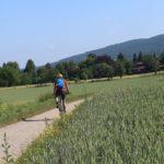 Radfahren an der Bergstraße