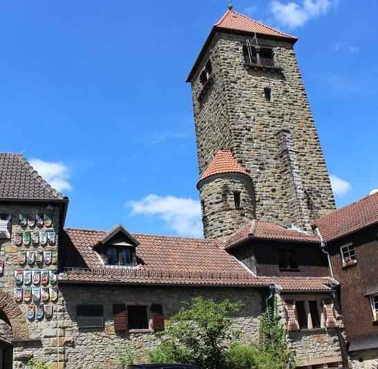 Weinheimer Wachenburg
