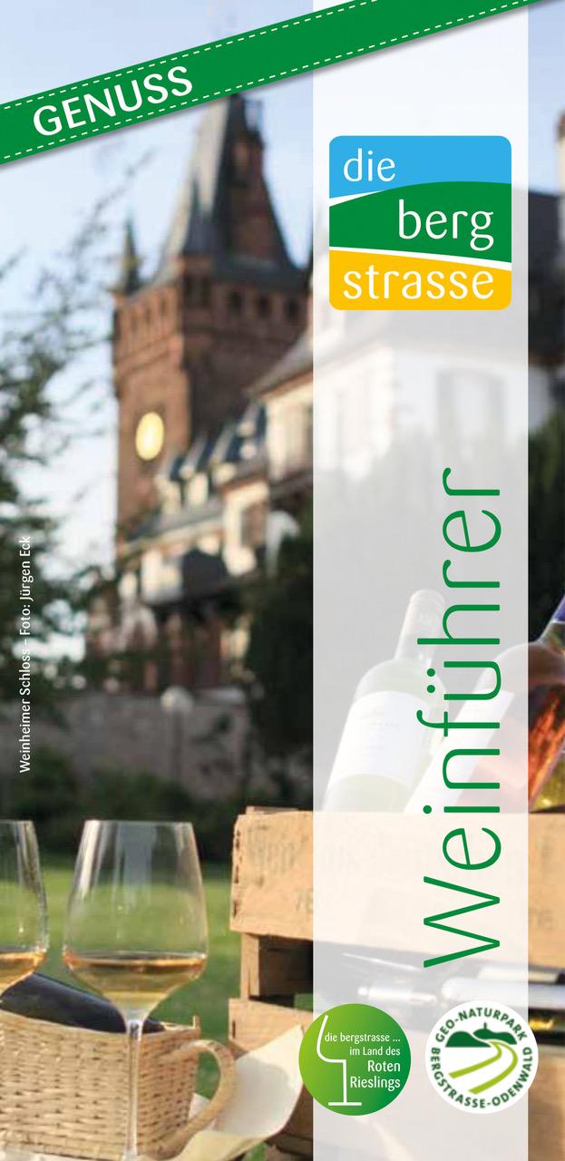 Titelbild Weinführer Bergstraße